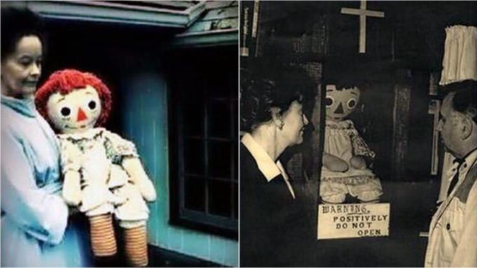bambola annabelle originale